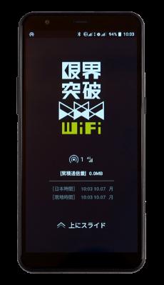 限界突破Wifi 料金プラン(月額)